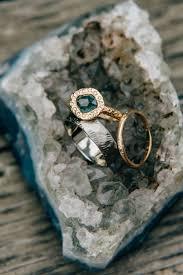 Geode Engagement Ring Box Blue 2 15 Ruffled