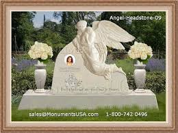 how much do headstones cost lawn and garden statues