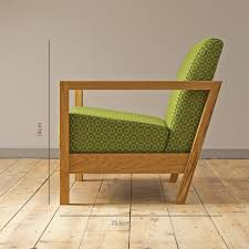 halo matthew hilton reading chair ash furniture home products