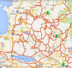 map new york ride ny trails new york state snowmobile association