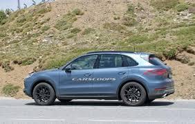 Porsche Cayenne Quality - 2018 porsche cayenne to be unveiled on august 29th diesel