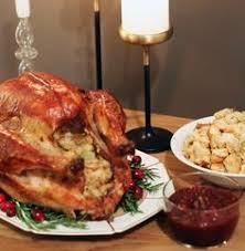 complete thanksgiving dinner recipes michael paulsen houston