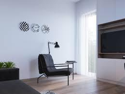 Stickers Porte Interne by Originale Appartamento In Stile Scandinavo Moderno U2022 Design