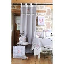 rideaux cuisine cagne rideau gris et blanc cuisine 28 images rideau 145 x 260 cm