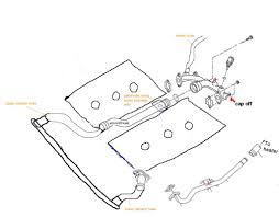 nissan 350z drawing oil cooler warmer removal page 14 my350z com