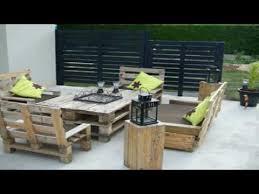 top creative ideas diy wooden pallet outdoor furniture ideas