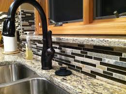 Bronze Faucet With Stainless Steel Sink Kitchen Stainless Steel Kitchen Sink Combination Kraususa Com