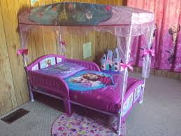 Frozen Canopy Bed Toddler Bed Canopy Purple Toddler Bed Canopy Babytimeexpo