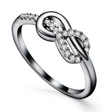 jewelry promise rings images M d jewelry women 39 s infinity best friend ring promise jpg