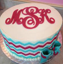 cake monograms monogrammed cake for my birthday food monogram