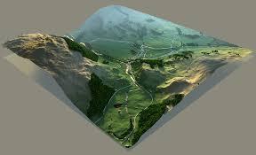 tutorial blender terrain owen powell maps and terrain models blendernation