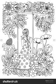 1444 coloriages images coloring books