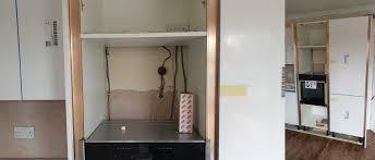 how to fit wren kitchen base units wren kitchens schwarz kitchens
