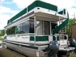Building Houseboat Pontoon Design