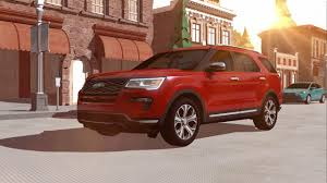 suv ford explorer 2018 ford explorer full size suv ford ca