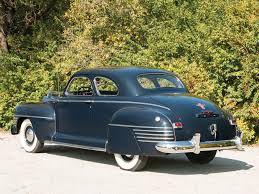 rm sotheby u0027s 1942 chrysler windsor club coupe