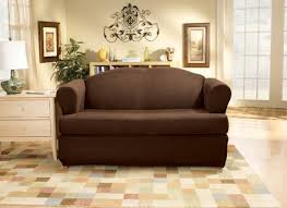 t cushion chair slipcover with ottoman slipcovers for sofas
