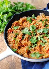 quinoa cuisine skillet quinoa eat yourself