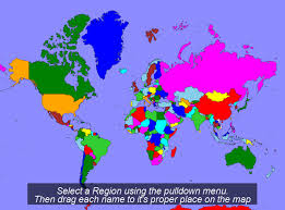 map without country names world map with country name