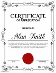 customizable design templates for certificate postermywall