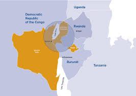 Map Of Uganda In Africa by Region Swisscontact Rwanda