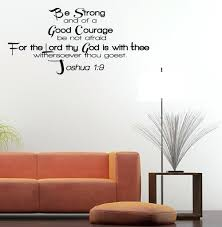Wall Decal For Nursery by Wall Ideas With God All Things Are Possible Wall Sticker