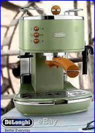 Delonghi Icona Toaster Green Delonghi Coffee Machine Green Delonghi Icona Espresso And