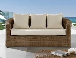 divanetti in vimini da esterno cuscini per divani in vimini idee di design per la casa badpin us