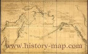 Map Of Pacific Ocean Of North Pacific Ocean