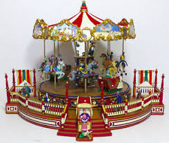 mr around the carousel 30 song musical merry go