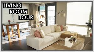 living room tour ilikeweylie youtube