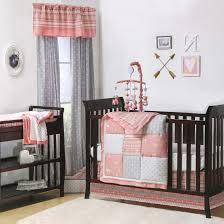 Oval Crib Bedding Bedding Cribs Modern Cotton Blend Design Home Interior Furniture