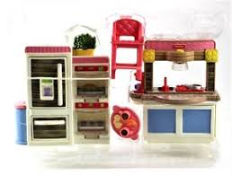 loving family kitchen furniture fisher price loving family kitchen open box ebay