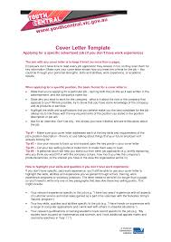 cover letter for any job application fresh how to write cover