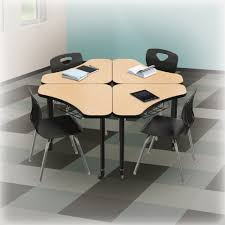 Student Desks For Classroom by Snap Boomerang Configurable Student Desking Mooreco Education