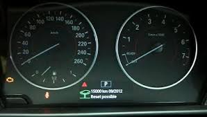 bmw how to reset service indicator reset service light indicator bmw 1 series reset service light