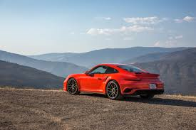 cars porsche 2017 are the lamborghini huracan spyder and the porsche 911 turbo s