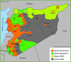 Syria And Iraq Map by Syria Maps Maps Of Syria
