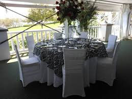 stretch chair covers white stretch ribbed chivari chair cover