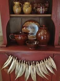 83 best primitive garlands images on crafts