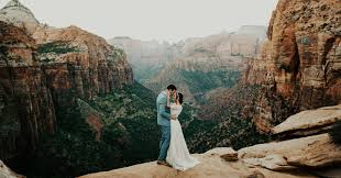 quotes zion national park 26 national park wedding pics that are truly a breath of fresh air