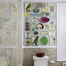 unique bathrooms ideas bathroom unique bathroom wall decor with artwork small ideas