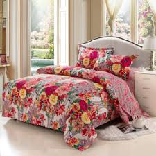 aliexpress com buy bohemian bedding set thicken cotton brushed