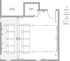 home theater floor plan useful home theater design plans home decoration tips decor