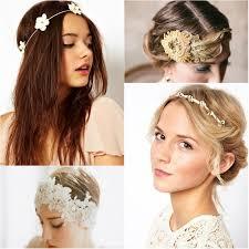 Hochsteckfrisurenen Hochzeit Mit Haarreif by Best 25 Frisuren Mit Haarband Ideas On Haarband