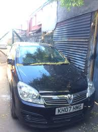 vauxhall astra 2007 vauxhall astra 2007 hatchback in tottenham london gumtree