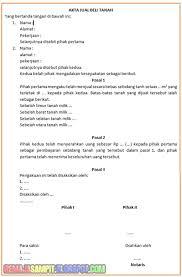 format surat kuasa jual beli rumah silahkan di baca surat kuasa dan surat perjanjian jual beli