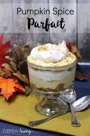 easy pumpkin parfait recipe pumpkin dessert recipe