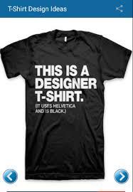t shirt design erstellen t shirt design ideas 2016 2 apk android стиль жизни