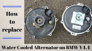 2002 bmw x5 alternator replacement how to replace water cooled alternator on bmw e39 540i and 740i